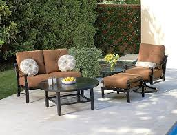Cast Aluminum Patio Furniture With Sunbrella Cushions by 181 Best Outdoor Furniture Styles U0026 Trends Images On Pinterest