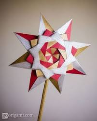 Find Out How To Fold A Fantastic Origami Star For Christmas
