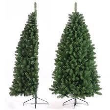 Tree Classics 18m 6ft Green Half Artificial Christmas 72