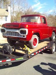 1960 Ford F-100 Truck Restoration: 7 Steps (with Pictures) The Mexicanmarket Ford B100 Is Threedoor F150 Of Your 1960 Panel Truck Truck Enthusiasts Forums F100 Stock Photos Images Alamy Classic Pickup Buyers Guide Drive The Street Peep Delivery Ford Panel Hot Rod 390 V8 Automatic Collector 1970 Econoline Van Super Rare Chevy Suburban Meets Newschool Diesel Performance K Prestigious Old Parked Cars Trucks Archives Classictrucksnet 3d Models Ourias3d
