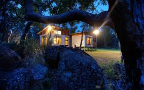 100 Treetops Maleny Treehouse Accommodation QLD TreehouseBnBcomau