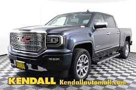 New 2018 GMC Sierra 1500 Denali 4WD In Nampa #D481400 | Kendall At ... Gmc Sierra Denali 3500hd Deals And Specials On New Buick Vehicles Jim Causley Behlmann In Troy Mo Near Wentzville Ofallon 2017 1500 Review Ratings Edmunds 2018 For Sale Lima Oh 2019 Canyon Incentives Offers Va 2015 Crew Cab America The Truck Sellers Is A Farmington Hills Dealer New 2500 Hd For Watertown Sd Sharp Price Photos Reviews Safety Preowned 2008 Slt Extended Pickup Alliance Sierra1500 Terrace Bc Maccarthy Gm