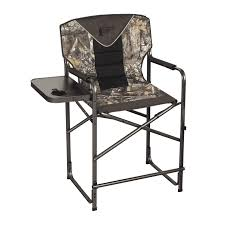 MAHCO HIGH VIEW DIRECTOR'S CHAIR-REALTREE EDGE CAMO