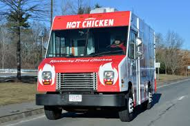 100 Food Trucks In Nashville Hot Chicken Jumps The Shark With KFCs S Truck Tour