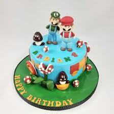 mario world torte