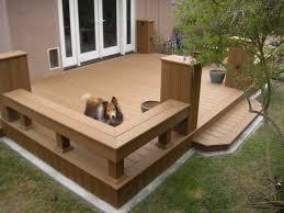 Wood Bench Designs Decks by Bench Wood Plastic Design Backrest L Shaped Storage Bench
