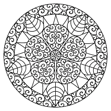 Abstract Coloring Pages Are Not Only Suitable For Children But A Great Way Of
