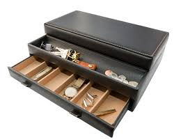 Dresser Valet Watch Box mens dresser organizer bestdressers 2017