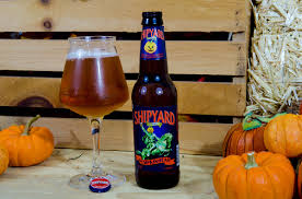 Shock Top Pumpkin Wheat by Jamie Acevedo Author At Drunken Pumpkins