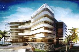 100 Mimo Architecture Contemporary Tower Will Replace Bay Harbors Only