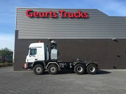Geurts Trucks BV - Over 20 Years Of Experience In Purchase And Sales ...