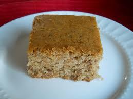 Applesauce Spice Cake Gluten Free Dairy Free Egg Free Nut