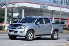 100 Isuzu Pick Up Truck CHIANGMAI THAILAND NOVEMBER 6 2015 Private Up Stock