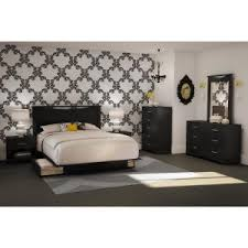 South Shore Libra Double Dresser With Door by South Shore Step One 6 Drawer Pure Black Dresser 3107010 The