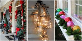 bold and modern christmas decorations outdoor ideas 1000 ideas