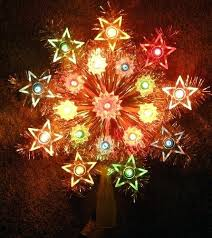 Vintage Tinsel Trees Lighted Tree Toppers In Best Images On Plan 9 Christmas For Sale Topper