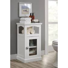 Free Standing Storage Cabinets For Bathrooms by Bathroom Storage Joss U0026 Main
