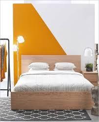 schlafzimmer bank ikea quartos laranja home decoração