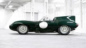 Top Gear s coolest racing cars Jaguar D Type