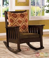 Morrisville Mission Dark Oak Rocking Chair W/Removable Fabric ... Rustic Wood Mission Bed Farmhouse Ding Room Fniture Birch Lane Limbert Antique Oak Lounge Arm Chair Stickley Classic Bow Morris Ottoman The Sixpiece Old Hickory Missionstyle Living Set Reclaimed Barn Loung And Recling Differences Between Shaker Amish Outlet Store Rustic Accent Chairs Federalvin Witmer Chairs Quality Woods Living Room Accent Teak End Table Design Idea With Square Solid Rocking