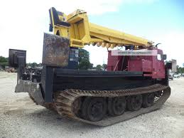 Track Digger Derrick Bucket Machine, Derrick Truck | Trucks ...