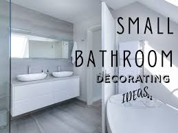 10 inspiring small bathroom decorating ideas home design ideas