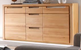 details zu sideboard kernbuche wohnzimmer kommode esszimmer anrichte buche teil massiv zino