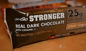 Tested NuGo Stronger Protein Bar