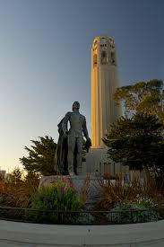 Coit Tower Murals Images by File Coit Tower Telegraph Hill San Francisco California Jpg