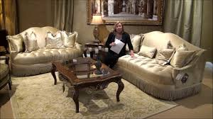 Michael Amini Living Room Sets by Imperial Court Living Room Sofa Set By Michael Amini Youtube