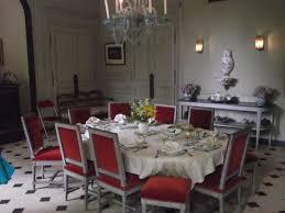 George Sands House Table De La Sale A Manger Geogre Sande