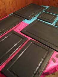 Thermofoil Cabinet Doors Online by Painting Thermofoil Cabinets With Annie Sloan Part 2 Farm Fresh