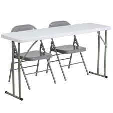 Flash Furniture 18'' X 60'' Plastic Folding Training Table Set With 2 ... Office Tables And Chairs Traing Room Fniture Kobe Table Zeng Stack Black The Place 1 Cubicles Plus Seminar In Singapore Eptecstore Designer Mobile Folding 10w00dx750h Rectangular Modular Conference Smart Buy Rentals Arthur P Ohara Inc 18 X 60 Plastic Set With 2 Regency Seating Woodmetal Newest 84 W Hendrix Chair Finish Cubes2u Teknion 2x5 Contoured W Height Adjustable Richmond Interiors
