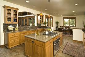 Kitchen Island With Cooktop And Seating The Kitchen Island Size That S Best For Your Home Bob Vila