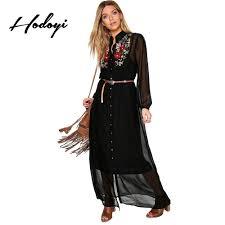 online get cheap floral embroidered dress aliexpress com