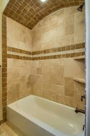 Tiling A Bathtub Skirt by Glass Shower Bathtub Partitions Tiled Bathtub Skirt Giving A