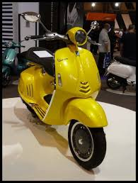 Modern Vespa Production 946 Revealed