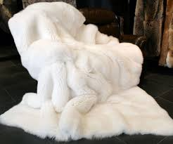 Salient Grey Chinchilla Couture Faux Fur Throw Blankets Grey ... Instyledercom Luxury Fashion Designer Faux Fur Throws Throw Blanket Target Pottery Barn Fniture Elegant White The Ultimate In Luxurious Natural Arctic Leopard Limited Edition Blankets Awesome For Your Home Accsories And Chrismartzzzcom Decorating Using Comfy Lovely King Modern Teen Pbteen Oversized 60x80 Sun Bear Brown Sofa Cover