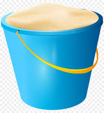 Bucket Sand Beach Clip Art