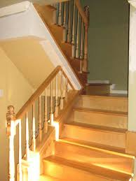 installation d escalier fermer en u du chausée au premier étage