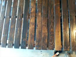 How To Make A Platform Bed From Wooden Pallets by Pallet Tutorials Diy Twin Pallet Bed Instructions 99 Pallets