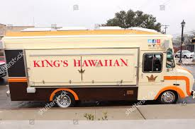Kings Hawaiian Food Truck Chef Movie Press Editorial Stock Photo ...