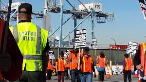 Truck Operators Continue To Strike, Picket At LA Ports Sergio Trucking School Provids Cdl California Truck Driving Jobs Best Image Kusaboshicom Tanker Local In Los Angeles Ca Resource 13 Best Driver Educational Books Images On Pinterest Cars Chicago Drivers Vow To Shut Down Ports Over Emissions Rules Crosscut 18year Olds 18wheelers Across State Lines Countable No Tokes For Truckers Marijuana And Drivers Alltruckjobscom National Truck Driver Shortage Affects Long Island Newsday Cover Letter Cdl Bojeremyeatonco News Third Party Logistics Nrs Craigslist Class A