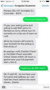 Craigslist Cashiers Check Scam - How To Spot And Avoid | Wiyre A Retro Twinkie Truck Is Up For Sale On San Antonios Craigslist Retirement Rewards Tobby Dalsons 1959 Peterbilt 351 Premium Tractor Trailer Owner Operators Average 2400 Annually Drivejbhuntcom Company And Ipdent Contractor Job Search At Penford Truck Dump Hours Plus Tarp Motor Also Union Driving Jobs In Las Vegas Best Resource Perich Brothers Sister Big N Littles I Use Property Rental Wellrounded Investors Cashiers Check Scam How To Spot Avoid Wiyre Cherish Mof4cr8zies Twitter 200 59 Chevy 4 Speed Stepside Apache Cheap Craigslist Find