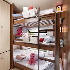 caravane 3 lits superposés nouveau horizon