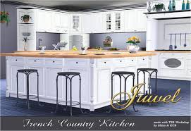 Cool Sims 3 Kitchen Ideas by French Country Kitchen By Shino Tsr Barbie House Ideas And