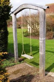 Garden Swing Ideas 2