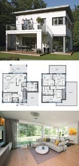 100 Modern House Architecture Plans Plan City Life 700 Dream Home Open Floor WeberHaus