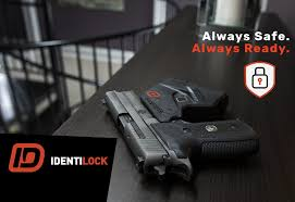 Sentinel Gun Cabinet Replacement Key by Gun Lock Identilock The Trigger Gun Lock