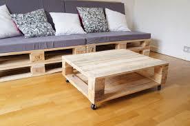 canapé en palette de bois canapé palette bois fashion designs